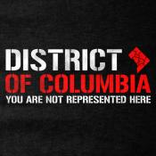 District of Columbia tees & babydolls